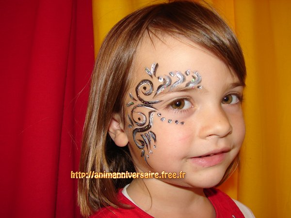 Face painting princesse maquilleuse maseille bdr - Modele maquillage princesse ...