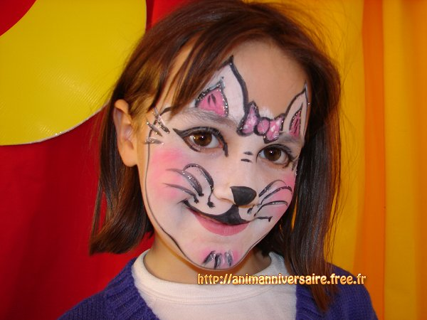 Maquillage Halloween Hello Kitty.Maquillage Hello Kitty Maquilleuse Maseille Bdr Maquillage Var